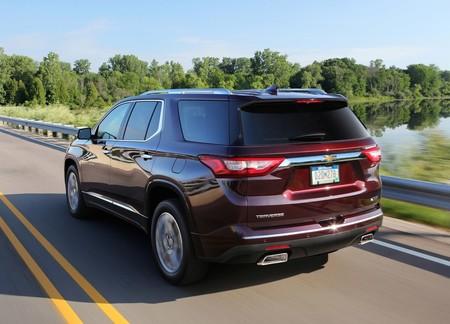 Chevrolet Traverse 2018 2