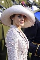 Guapa, elegante y sencilla: un diez en el estilismo de Letizia Ortiz, sí señor