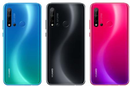 Huawei P 20 Lite 1 Trasera