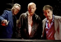 'Stand Up Guys', primera imagen oficial de la comedia con Al Pacino, Christopher Walken y Alan Arkin