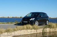 Ford C-MAX, presentación y prueba en Valencia (parte 1)