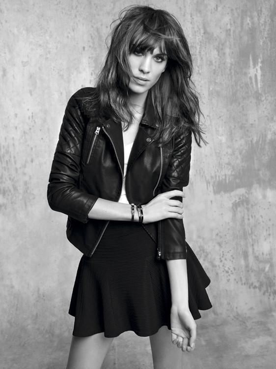 Alexa Chung nueva embajadora de Agatha Paris