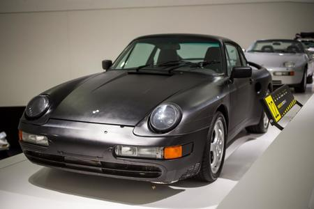 Porsche Museum Top Secret 965 2