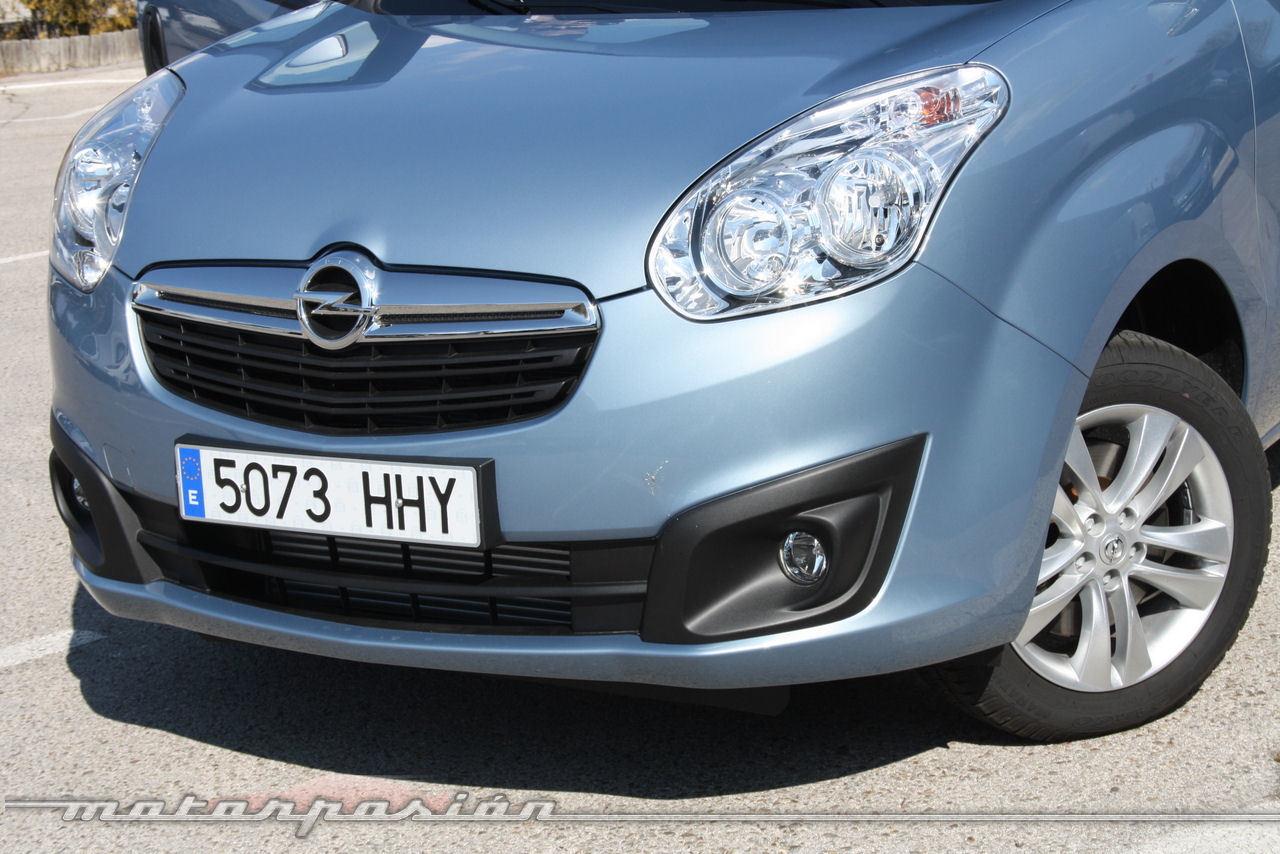 Foto de Presentación Opel Combo 2012 (22/28)