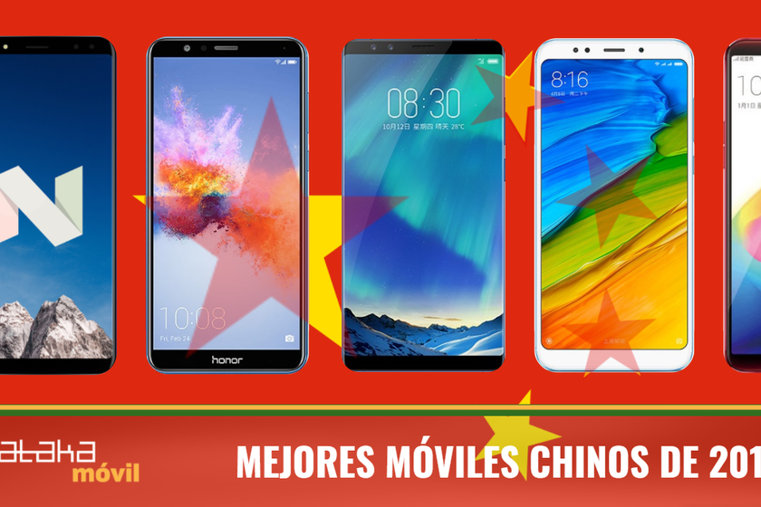 22fc50077a0 Mejores móviles chinos 2018