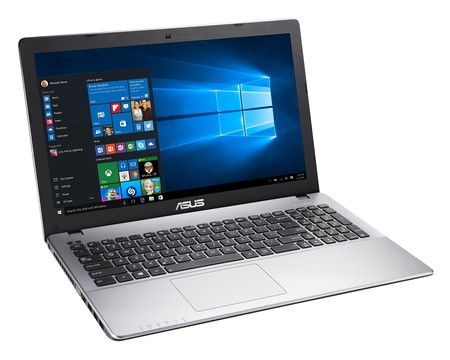 Portátil Asus R510VX, con Intel Core i7 y 8GB de RAM, por 799 euros