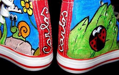 Don Gominola: zapatillas personalizadas para los peques