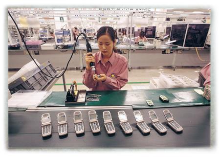 Samsung, el camino hasta ser líder