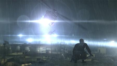 'Metal Gear Solid: Ground Zeroes': Kojima habla sobre las mecánicas centradas en la iluminación y los mundos abiertos