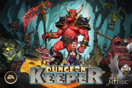 Dungeon Keeper para Android ya disponible