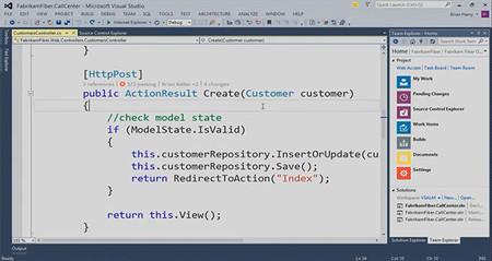 TechED 2013, Visual Studio y Team Foundation server 2013