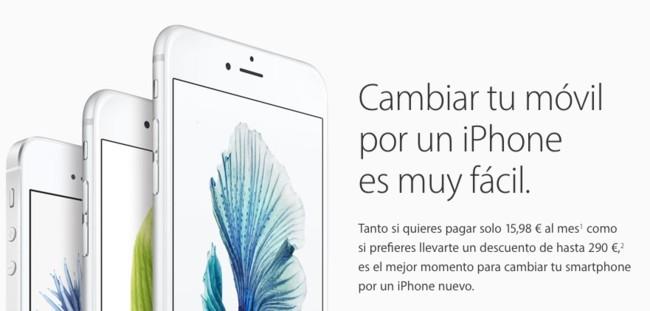 Iphone Renovacion Espana