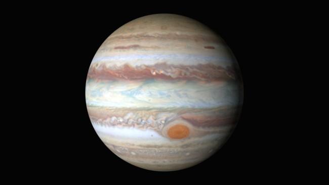 Contempla Júpiter como nunca antes lo has visto en este vídeo 4K