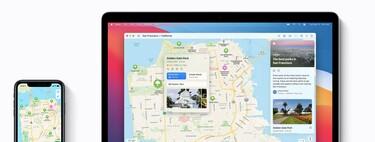 Qué son y cómo podemos encontrar y consultar las guías de viaje de la app Mapas