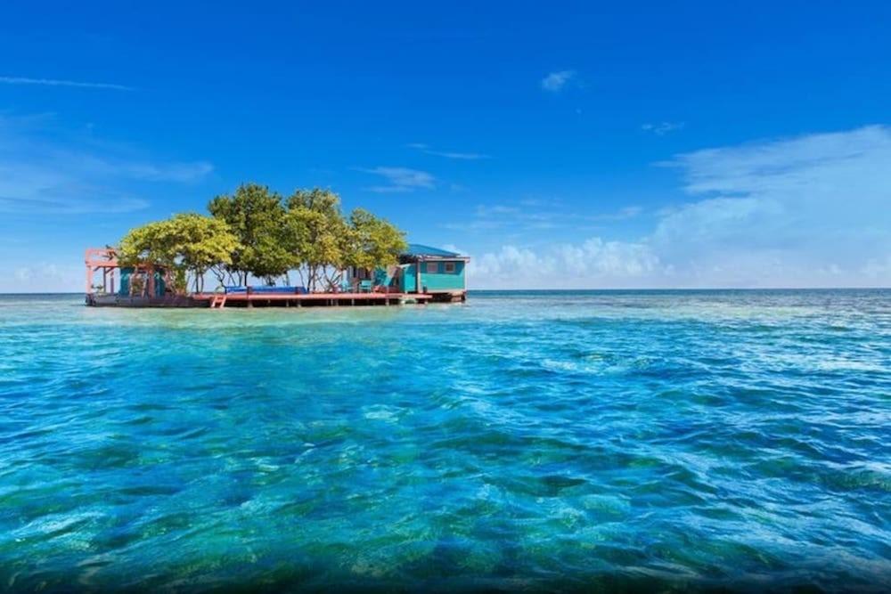 Foto de Bird Island, mini isla en Belice (15/15)
