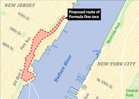 Nueva Jersey acogerá el Gran Premio de América. Ya es oficial