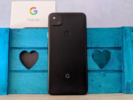 Google Pixel 4a Toma Contacto