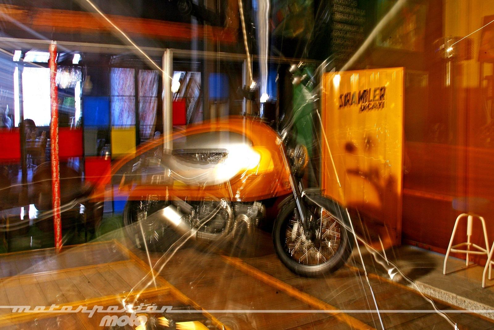 Foto de Ducati Scrambler, presentación 1 (3/67)