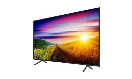 Más barata todavía: la Samsung UE43NU7125 con sus 43 pulgadas 4K inteligentes, nos sale ahora por 429,01 euros en PcComponentes