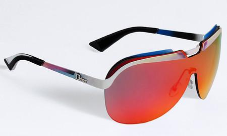 Las futuristas gafas DiorSolar para esta primavera