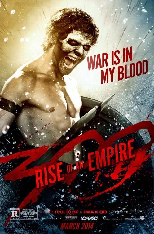 Foto de '300: El origen de un imperio', todos sus carteles (12/21)