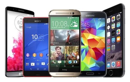 Los doce (más uno) smartphones que han marcado el año 2014