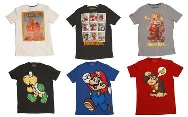 Bershka y sus camisetas de Mario Bros y Fraggle Rock