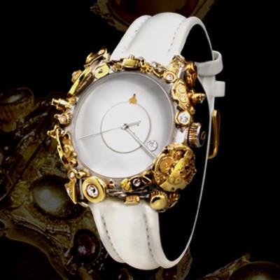 Angular Momentum, el dial como obra de arte. Reloj de lujo
