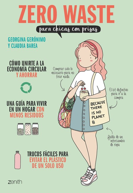 Portada Zero Waste Para Chicas Con Prisas Georgina Geronimo 202002231312