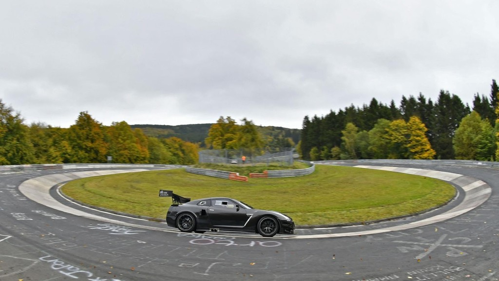 Litchfield LM1 RS GT-R