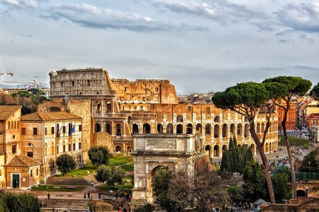 Roma Trabajo