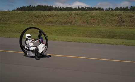 Monociclo Mas Rapido Mundo Ev360 Video 1