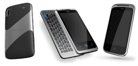 HTC Pyramid, Prime e Ignite, ¿nuevos teléfonos?