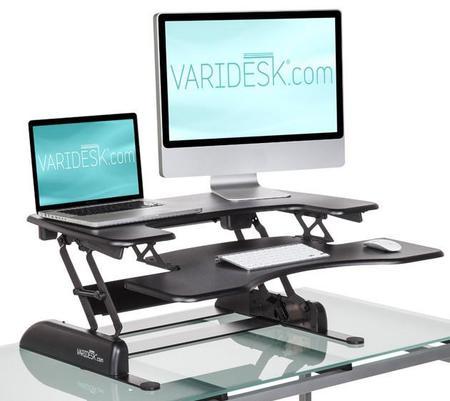 Varidesk Pro plus, el escritorio de se adapta a tus necesidades