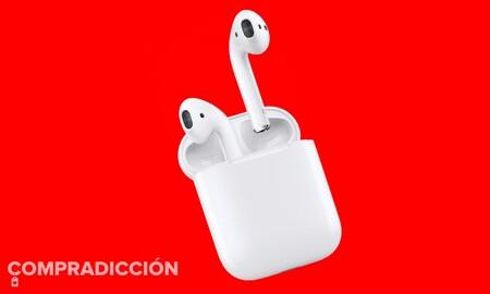 MediaMarkt también te deja los AirPods a precio nunca visto: estrena los auriculares true wireless de Apple por sólo 105 euros