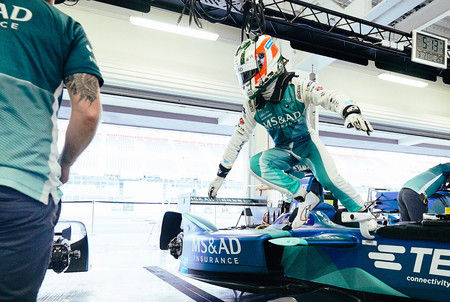 Bmw Formula E Mexico City 7