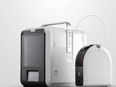 EntresD presenta la nueva impresora ENTRESD UP MINI 2