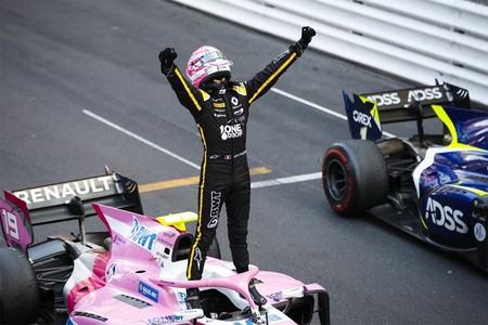 Hubert Monaco F2 2019