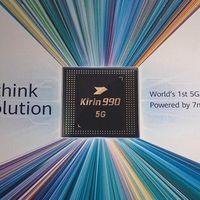 El procesador Kirin 990 de los Huawei Mate 30 será el primero con 5G integrado en llegar al mercado