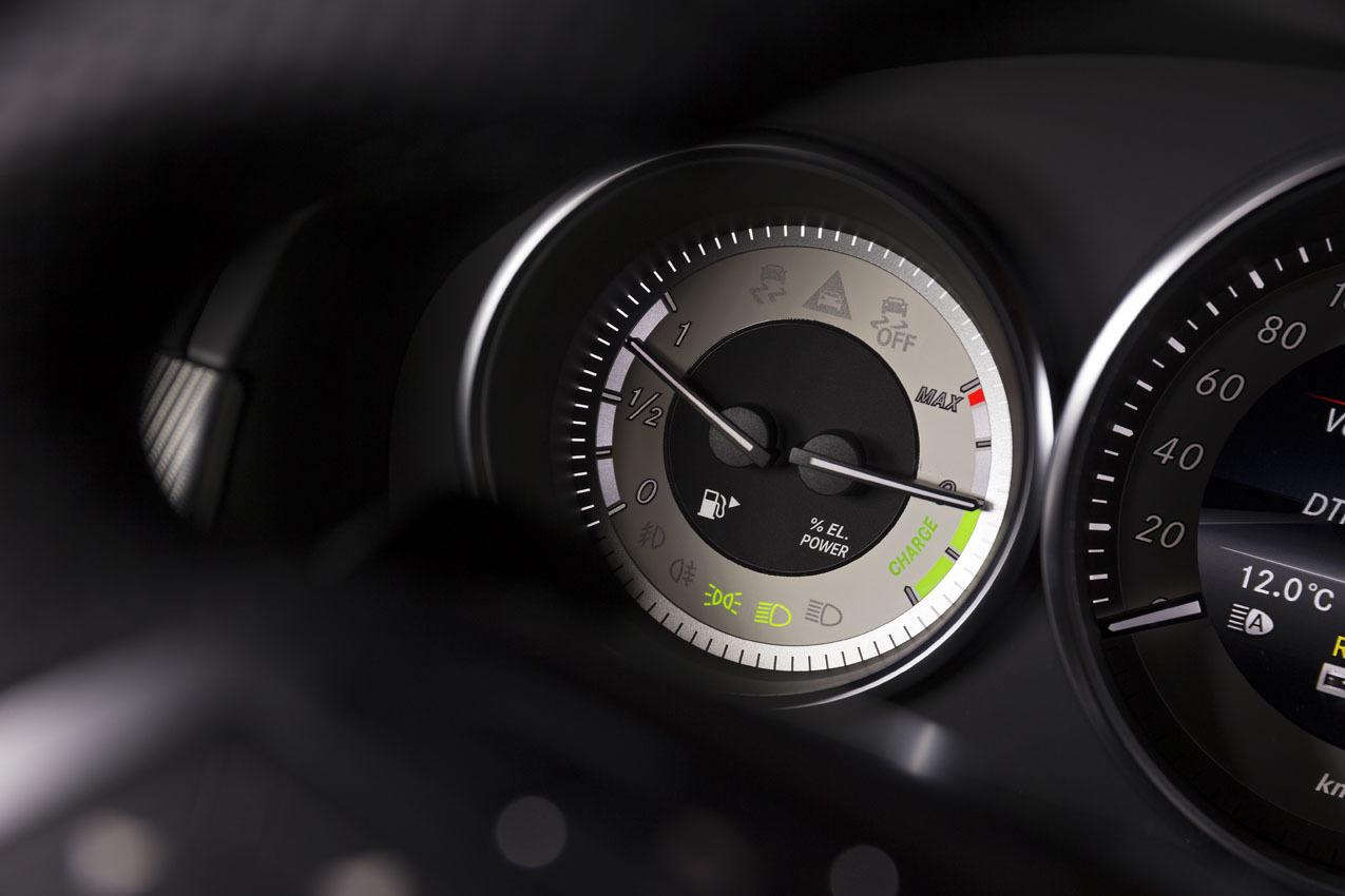Foto de Mercedes-Benz Clase E 2013 (presentación) (33/48)