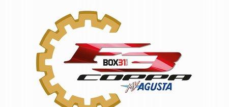 MV Agusta quiere que seas su piloto en la nueva Copa MV Agusta F3, monomarca y monogoma