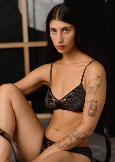 1 Lingerie Other Stories Helin