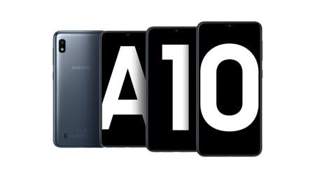 El Samsung Galaxy A10 llega a España: precio y disponibilidad oficiales