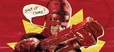 'Super', el superhéroe realista