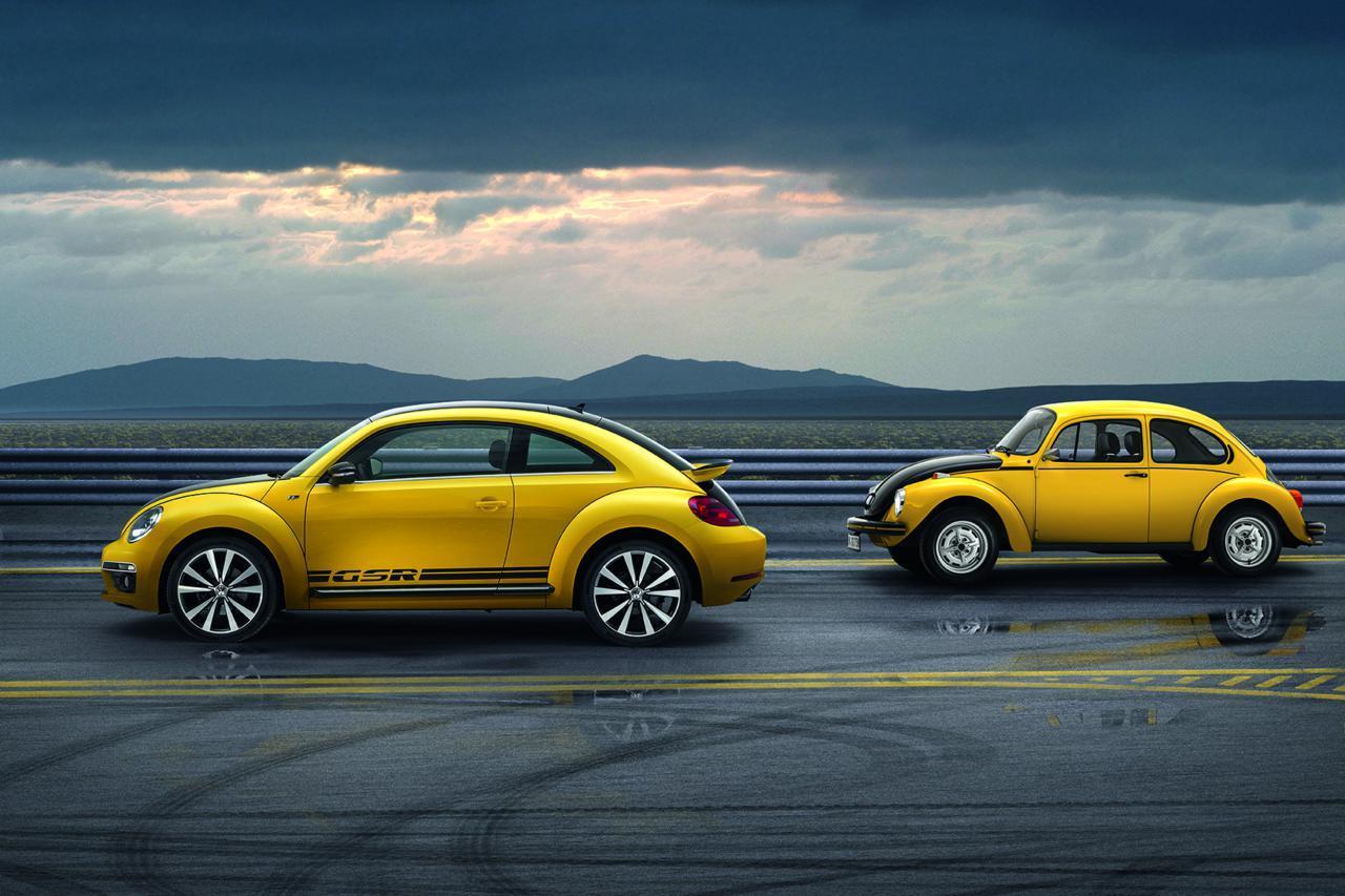 Foto de Volkswagen Beetle GSR (6/14)