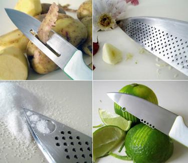 Cuchillos multifuncionales