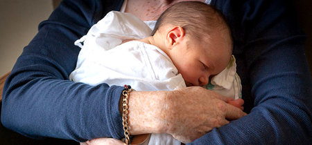 ¿Qué hago? Mi bebé sólo se duerme en brazos