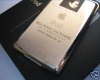 Michael Jackson iPod