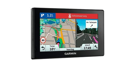Garmin DriveAssist 50 EU LMT-D: navegador conectado más cámara de salpicadero por sólo 219 euros en Amazon