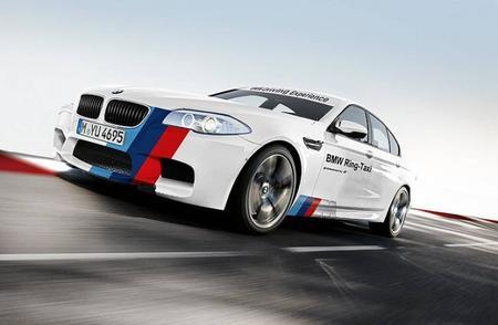 Vuelve el BMW M Ring Taxi